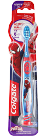 Colgate<sup>®</sup> Smiles Spider-Man Toothbrush Age 5-9