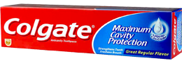 Colgate Maximum Cavity Protection<sup>®</sup> - Great Regular Flavor