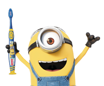 Learn Oral Care from Minions