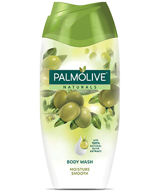 Palmolive Naturals Moisture Smooth Body Wash