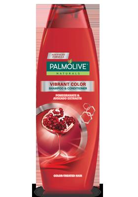 Palmolive Naturals Vibrant Color Shampoo