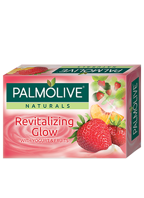 Palmolive Naturals Revitalizing Glow Soap